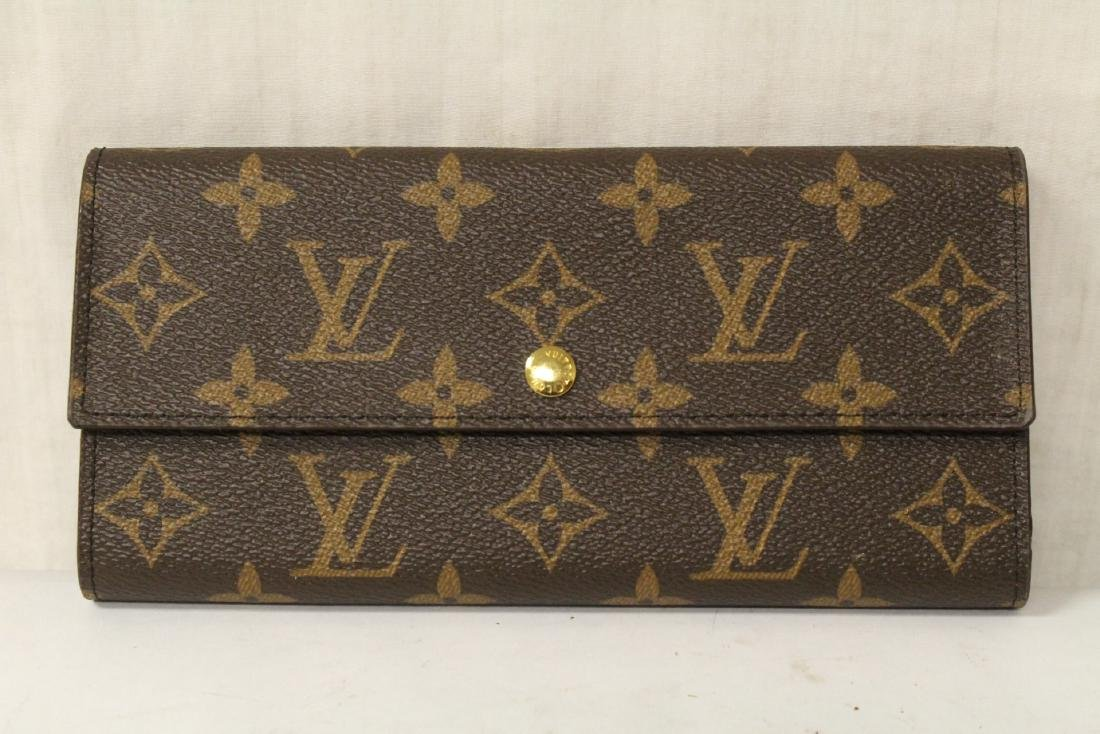 A Louis Vuitton style purse, and a Gucci style bag - 6