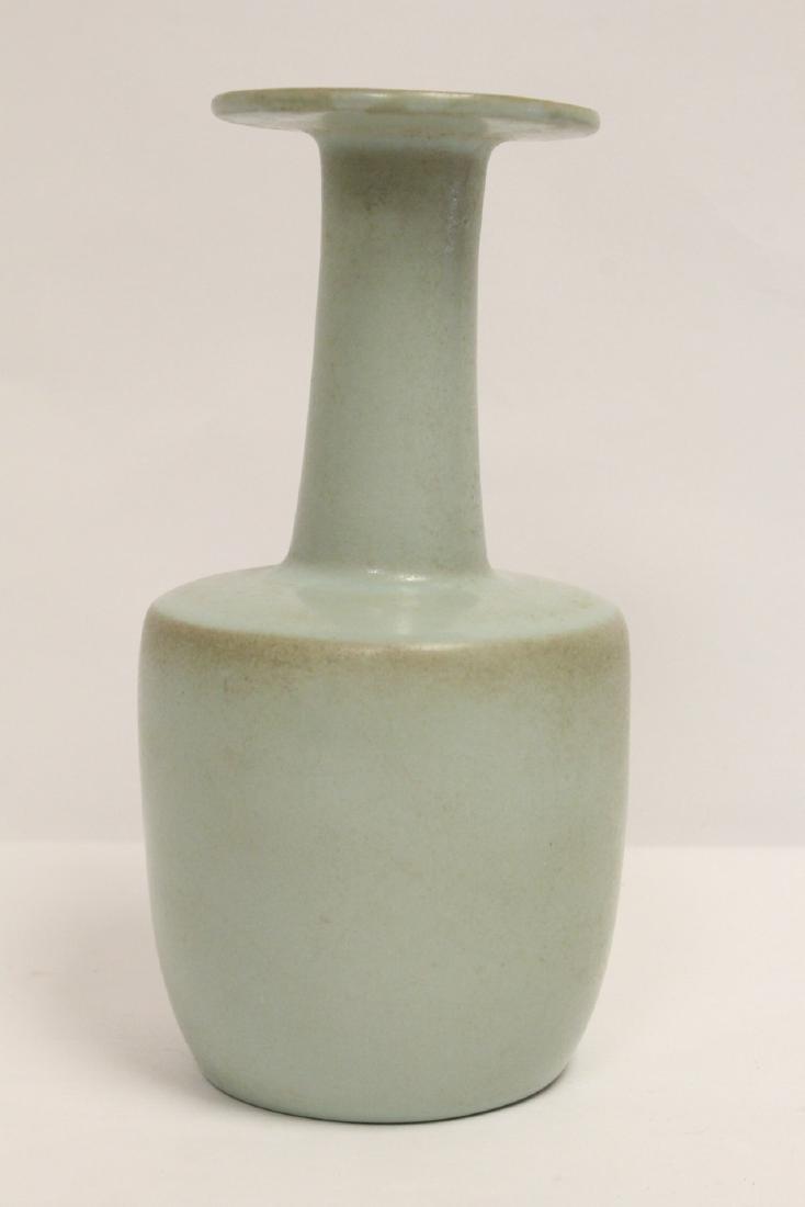 A Song style porcelain vase