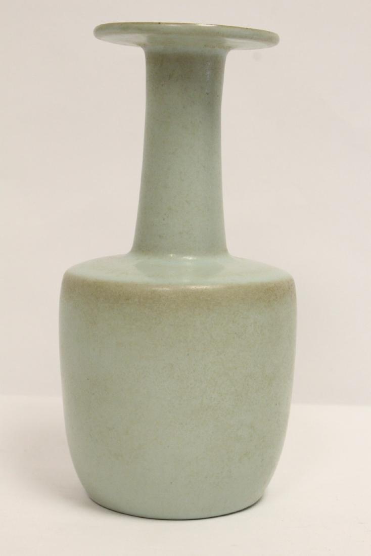 A Song style porcelain vase - 2