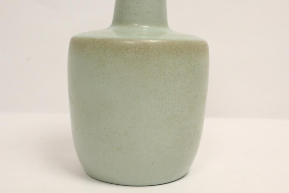 A Song style porcelain vase - 7
