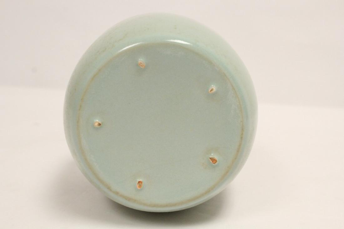 A Song style porcelain vase - 8