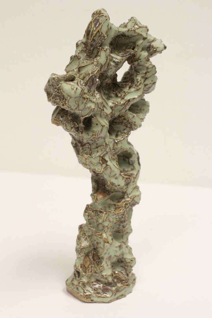 Porcelain table ornament - 10