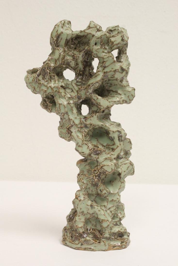 Porcelain table ornament