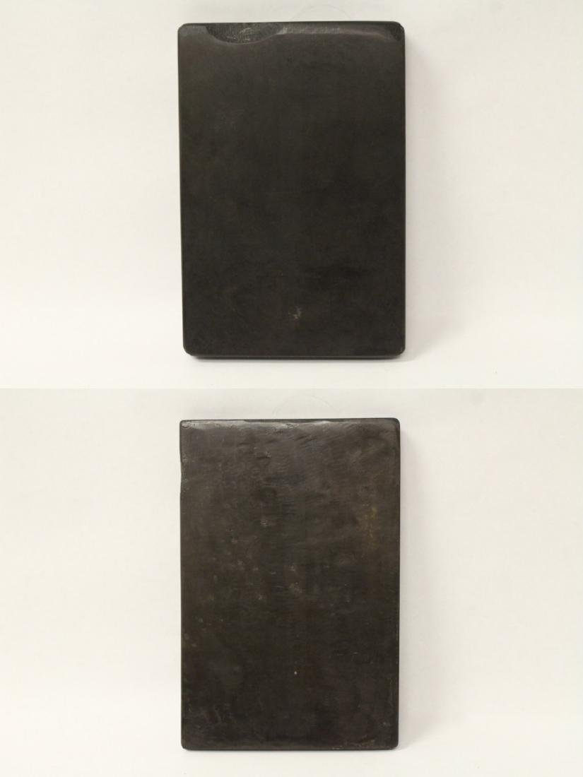 2 stone ink wells - 10