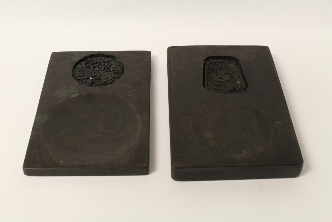 2 stone ink wells