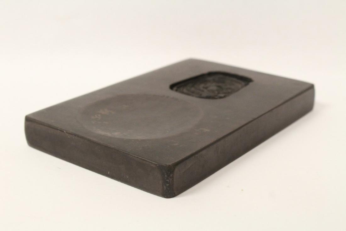 2 stone ink wells - 4
