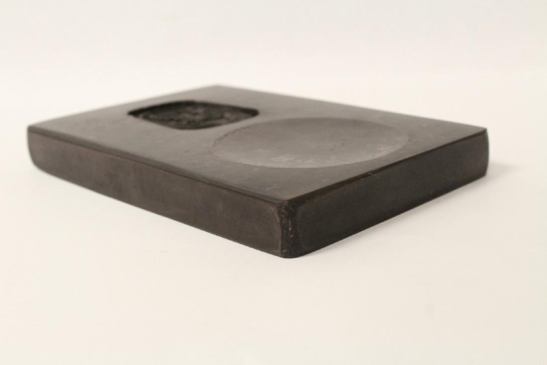 2 stone ink wells - 5