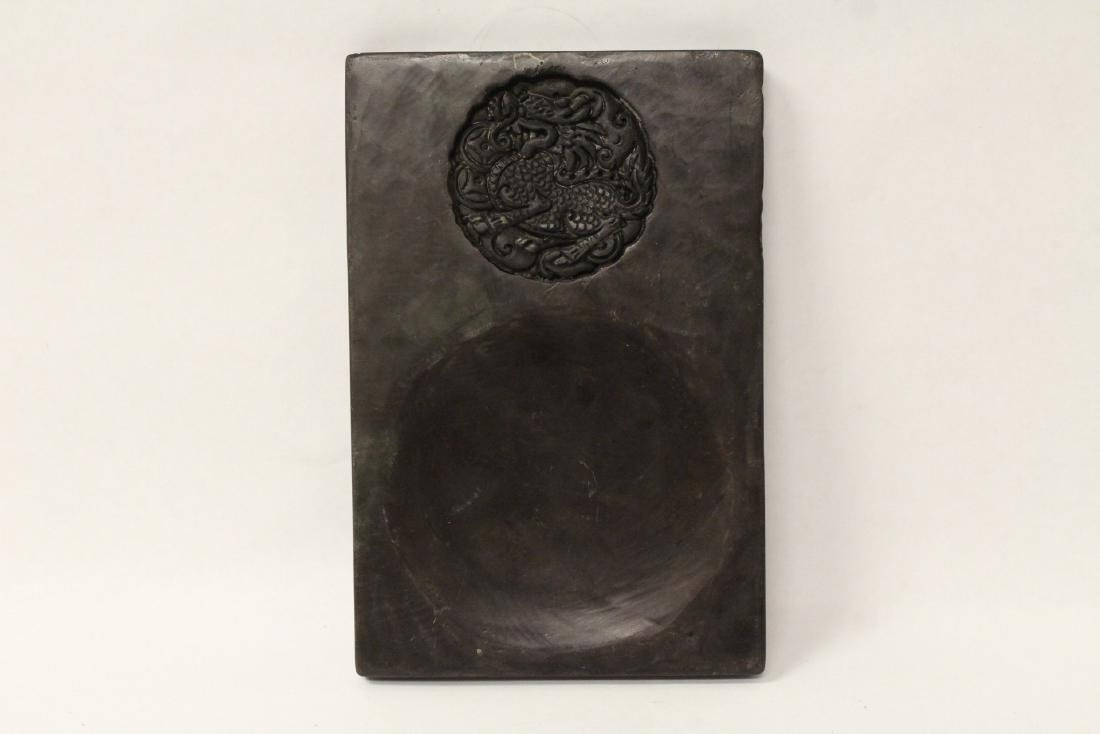 2 stone ink wells - 7