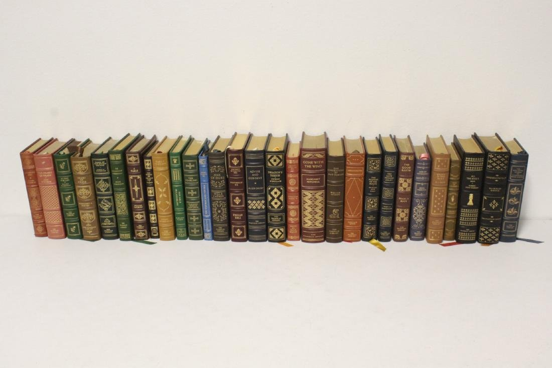 29 leather bond books