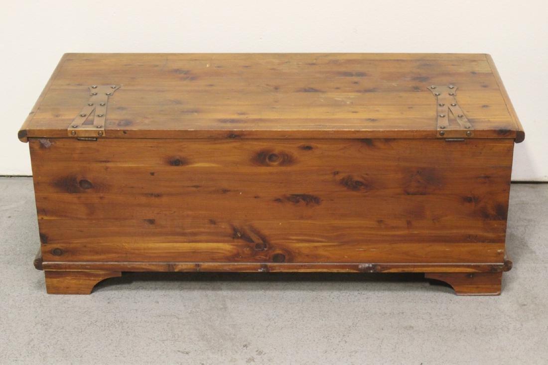 Cedar chest - 10