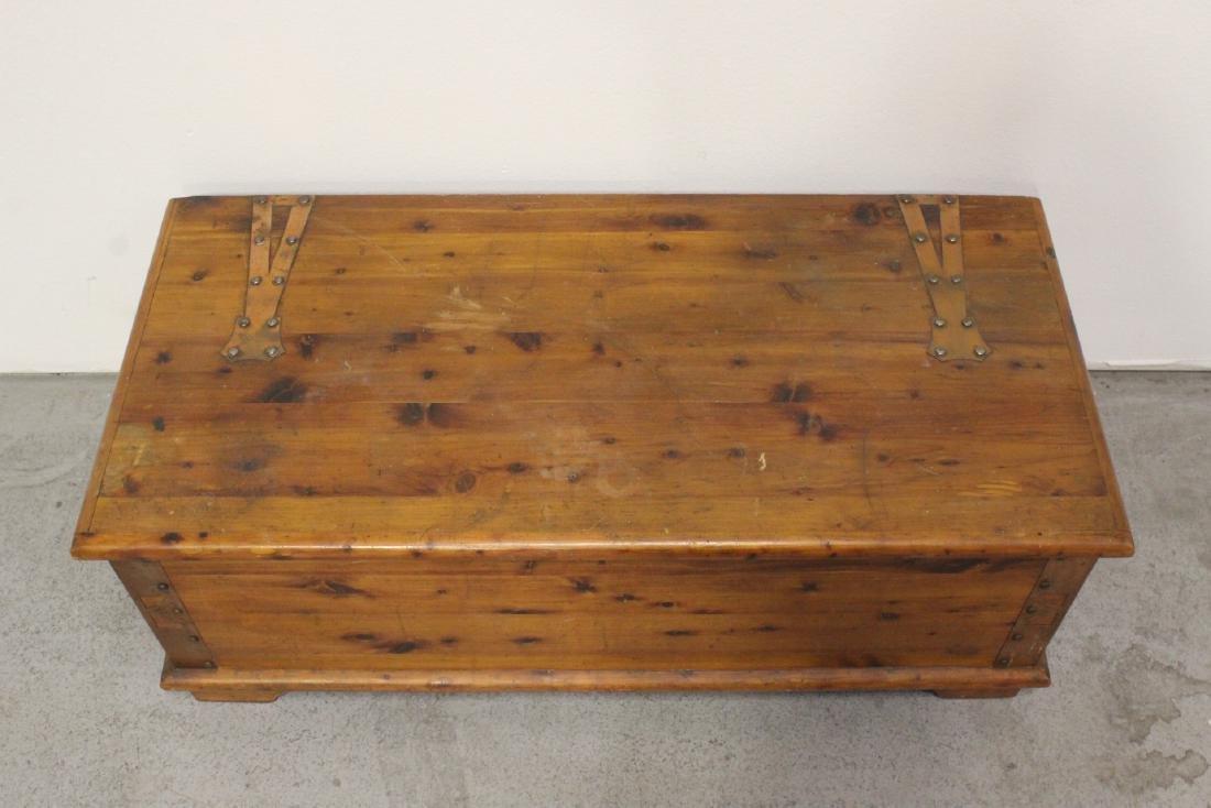 Cedar chest - 2