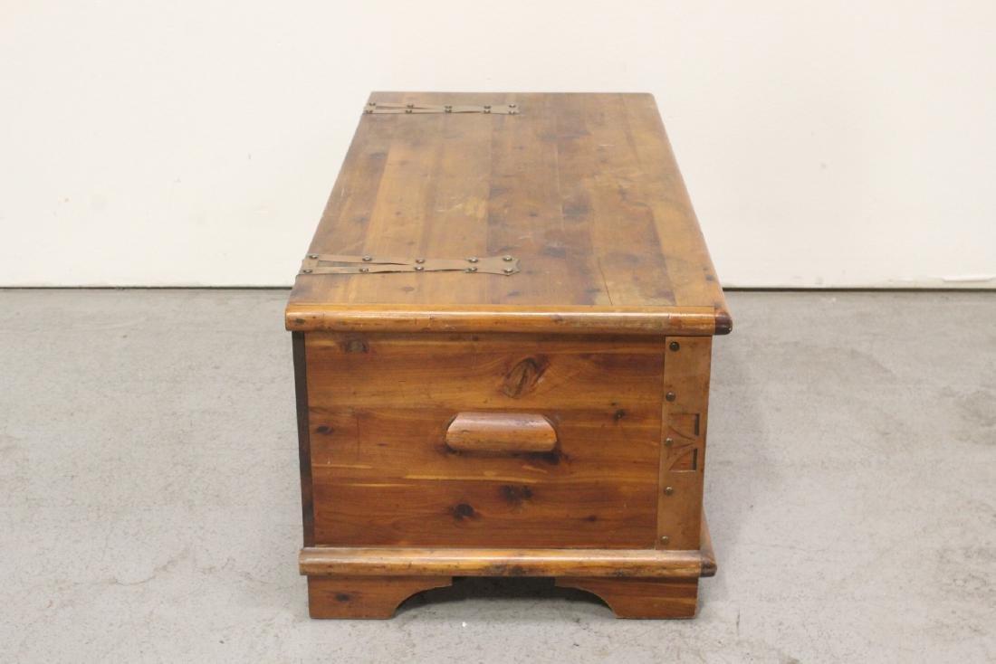Cedar chest - 8