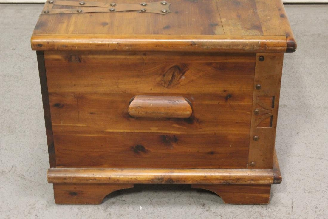 Cedar chest - 9