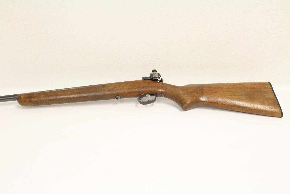 Antique Winchester rifle model 68-22 short - 8
