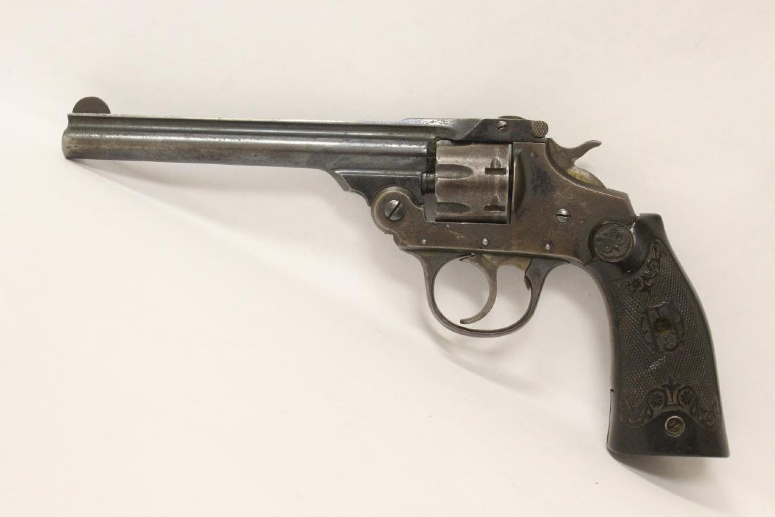 Antique revolver by Iver Johnsons