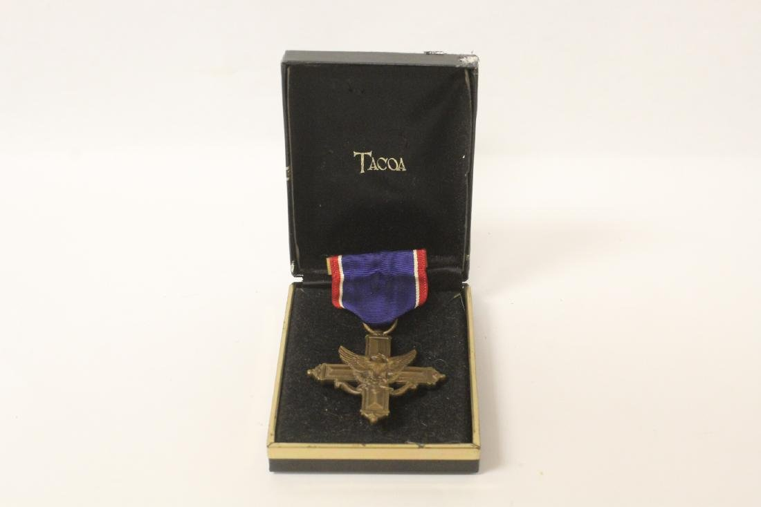 A rare US Army distinguished service cross