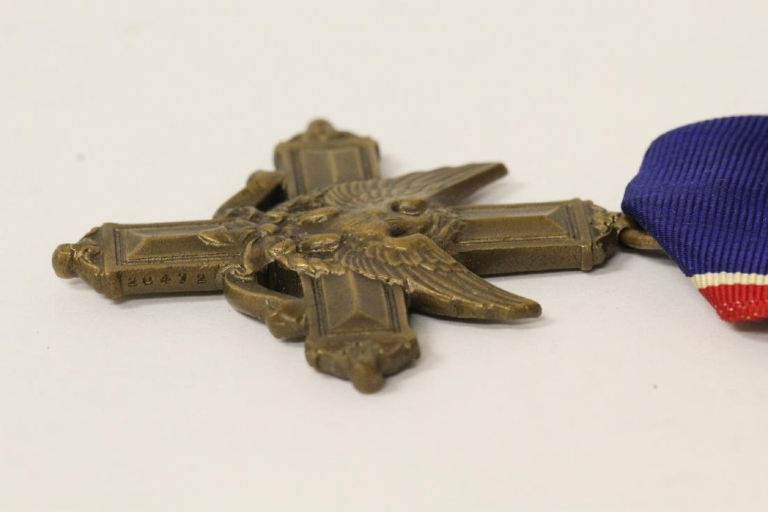 A rare US Army distinguished service cross - 9