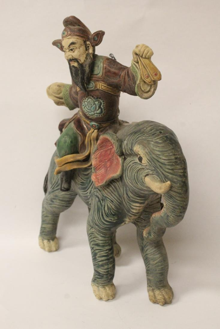 Chinese antique roof tile - 7