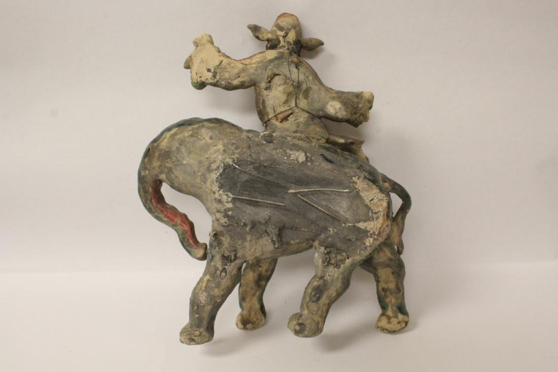 Chinese antique roof tile - 9