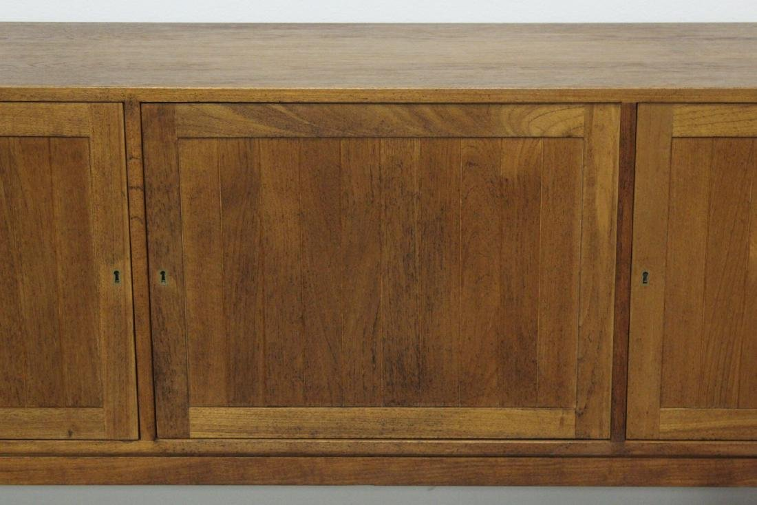 A fine 50's Danish modern teak wood buffet - 6
