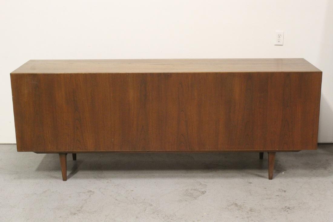 50's Danish modern teakwood sideboard - 10