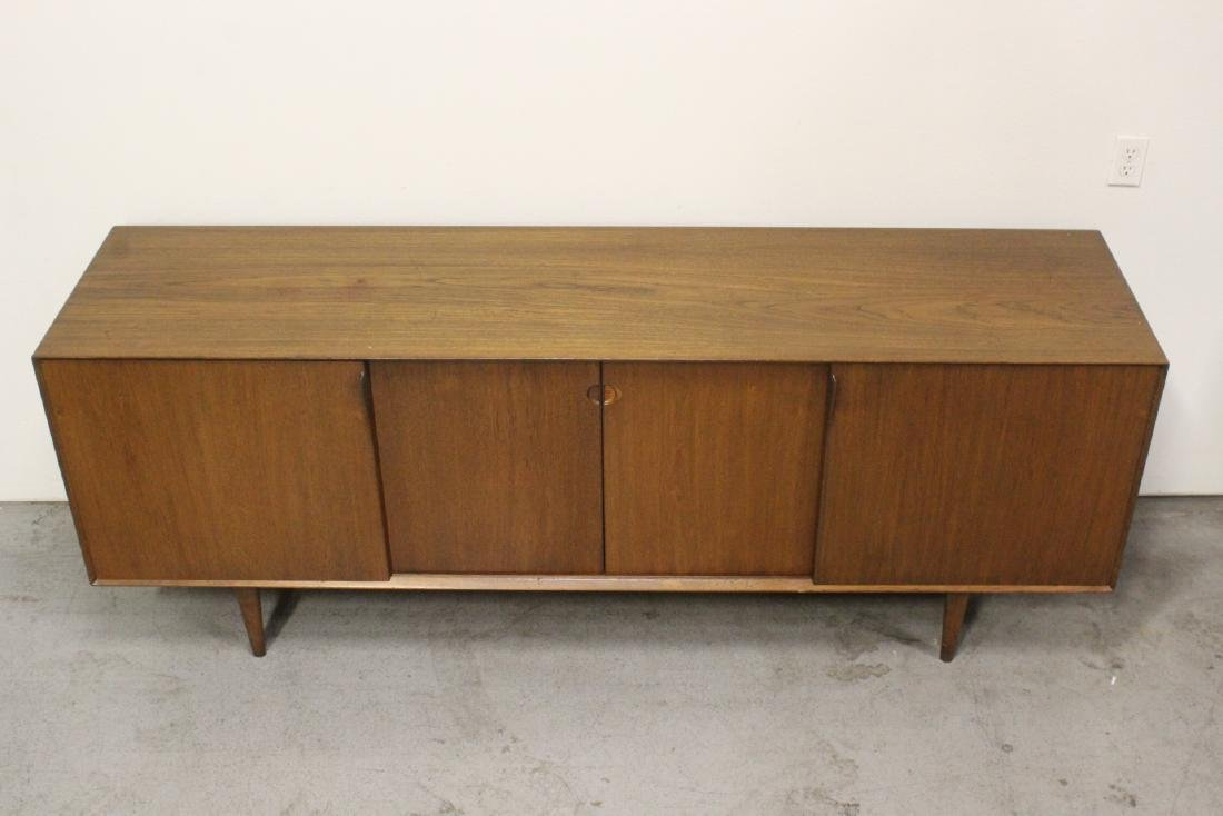 50's Danish modern teakwood sideboard - 2