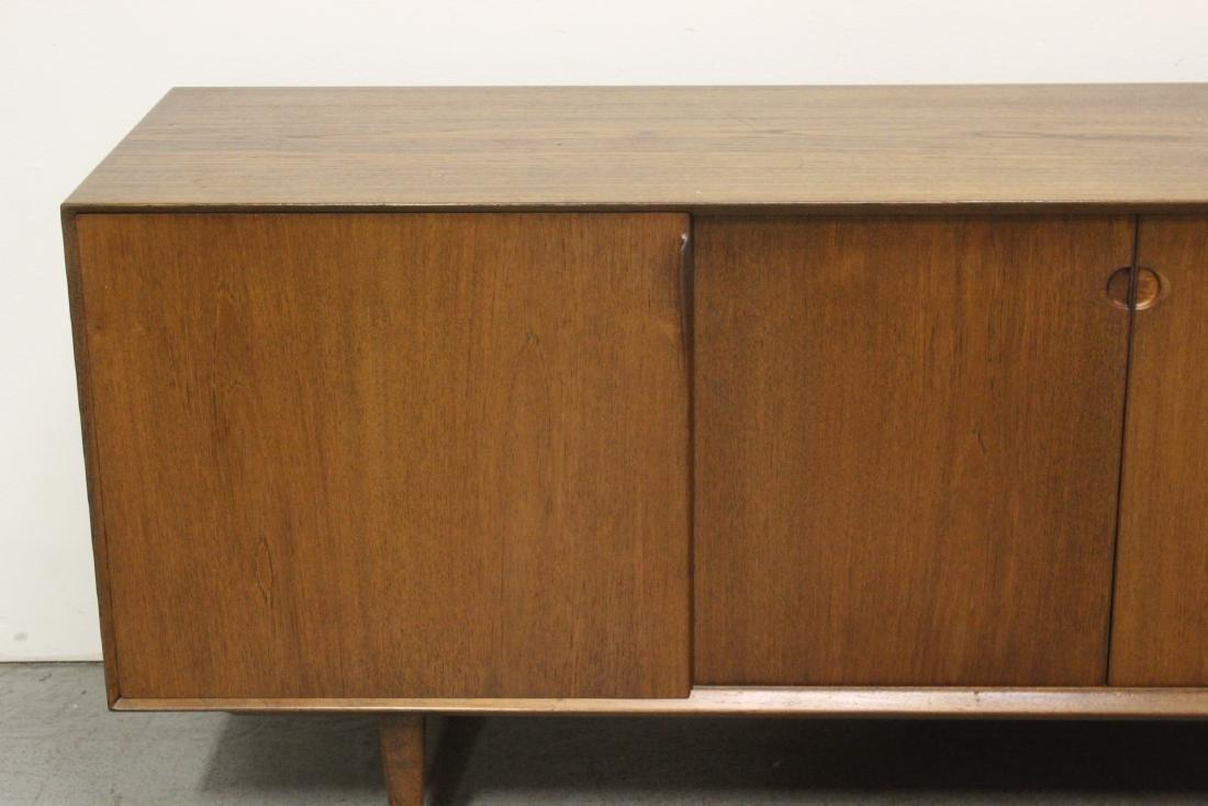 50's Danish modern teakwood sideboard - 5