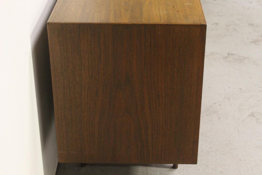 50's Danish modern teakwood sideboard - 8