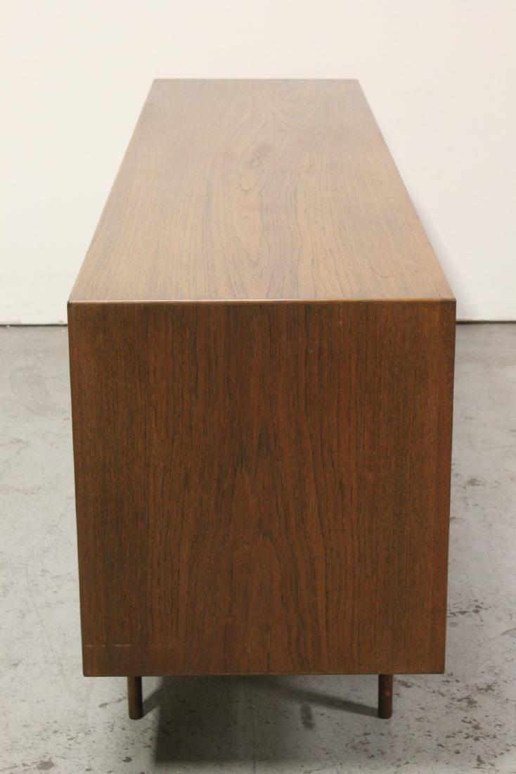 50's Danish modern teakwood sideboard - 9