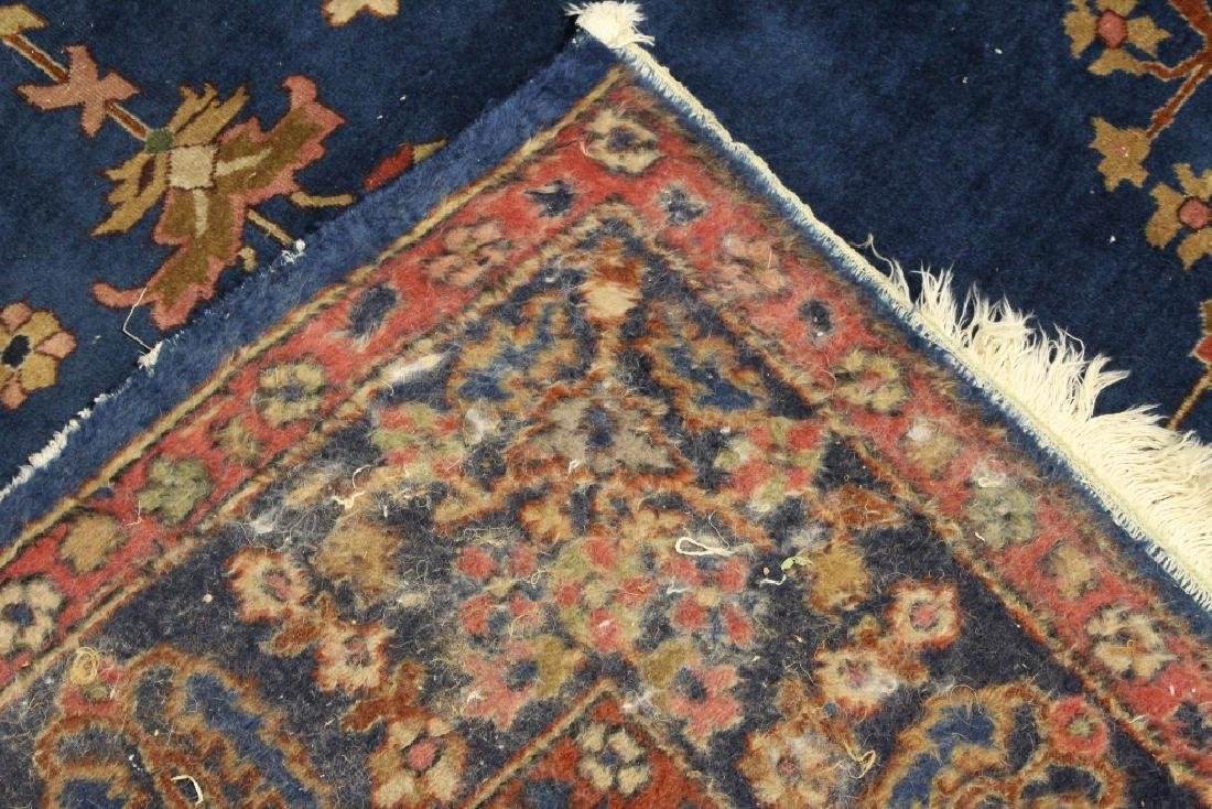 Antique room size Persian rug - 10