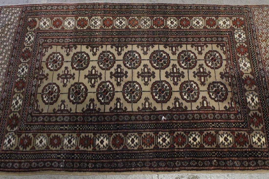 A Persian area rug - 2