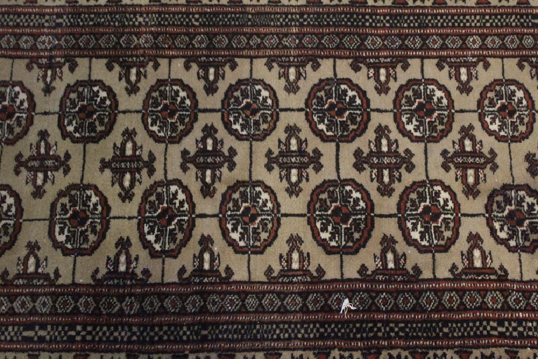 A Persian area rug - 3