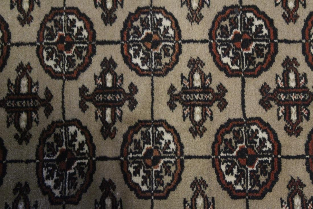 A Persian area rug - 4