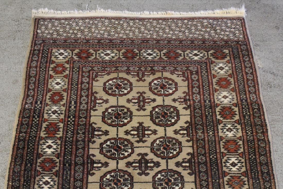 A Persian area rug - 5