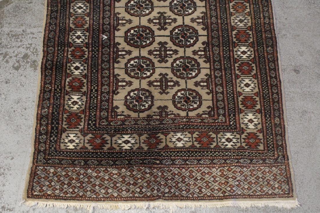A Persian area rug - 6