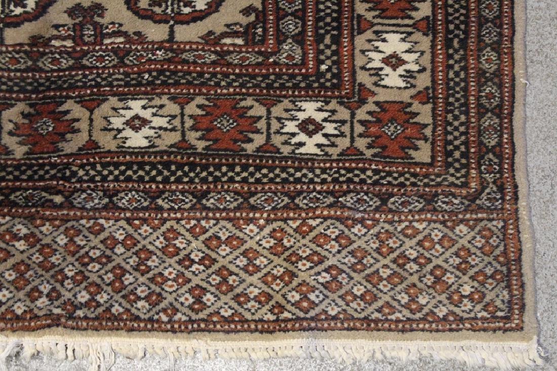 A Persian area rug - 7