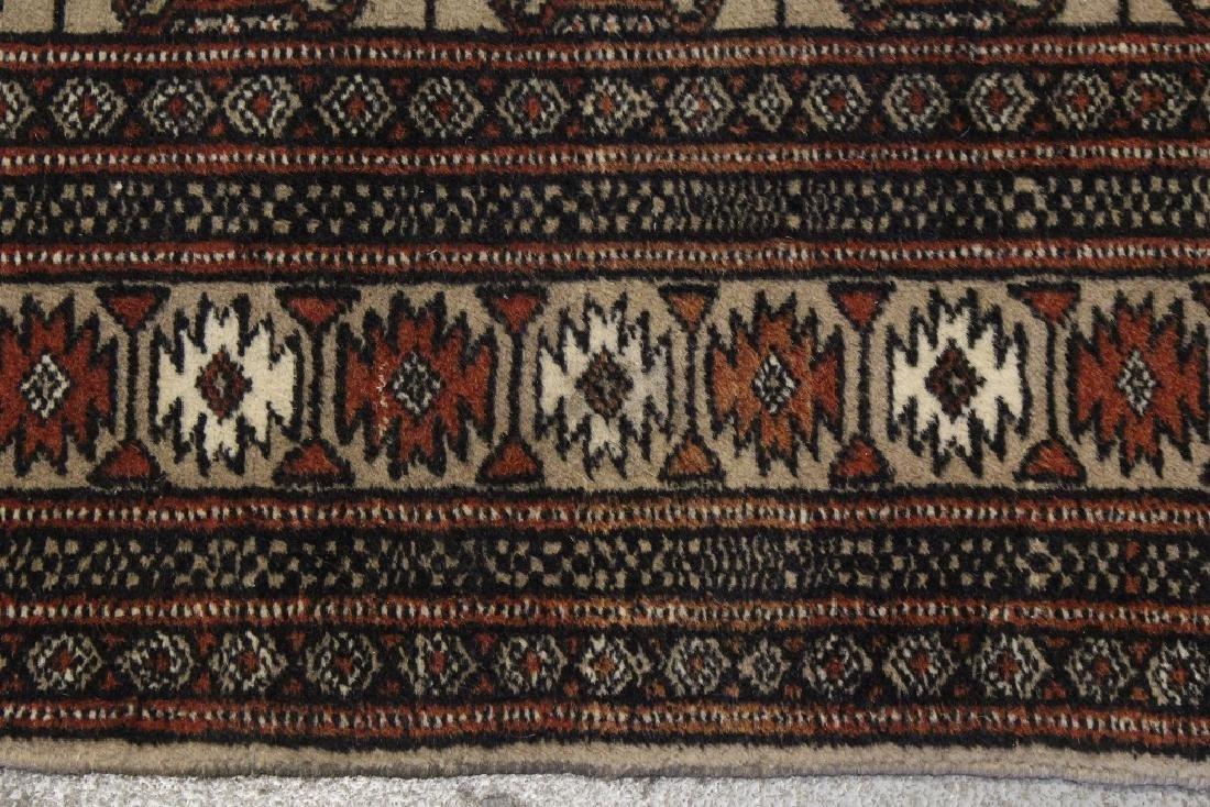 A Persian area rug - 8