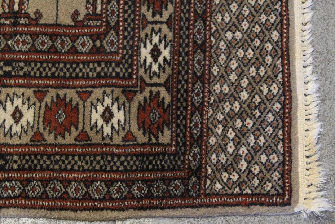 A Persian area rug - 9