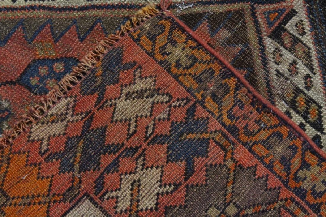 Antique Persian rug - 10
