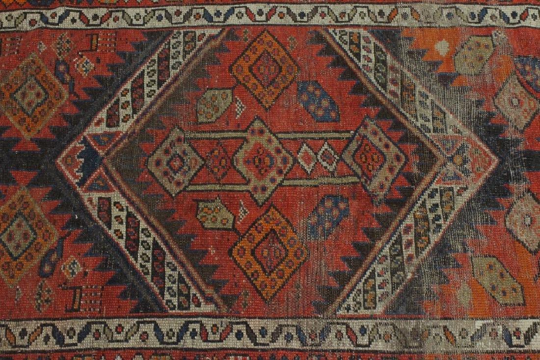 Antique Persian rug - 5