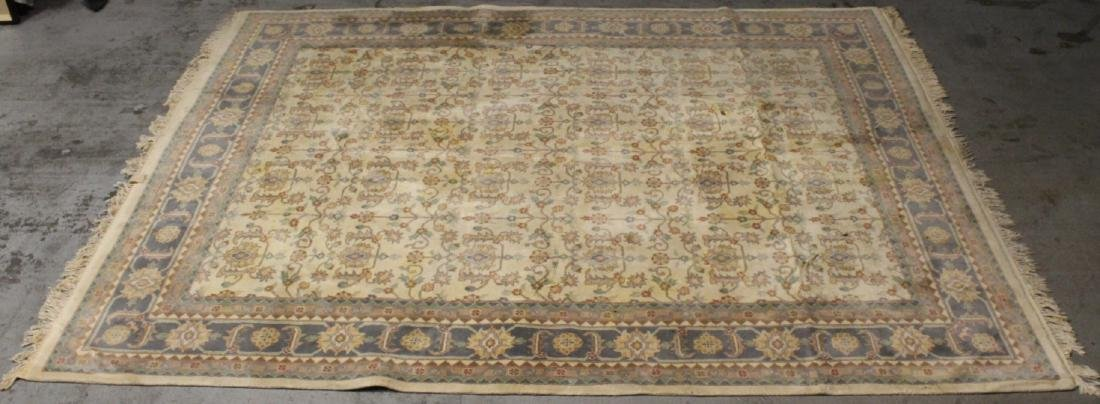 A vintage palace size Chinese rug