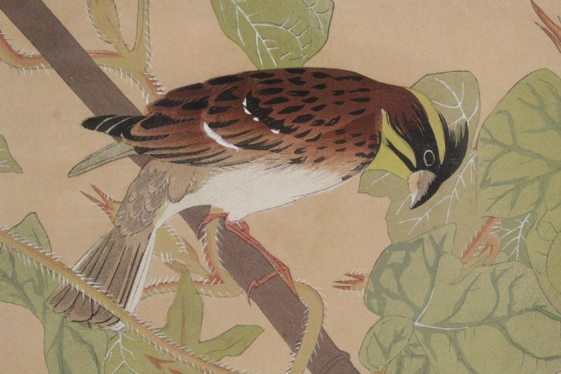 Vintage Japanese woodblock print - 8