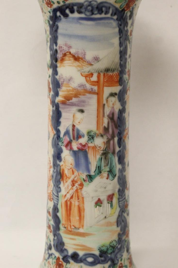 Chinese 18th/19th century porcelain vase - 2
