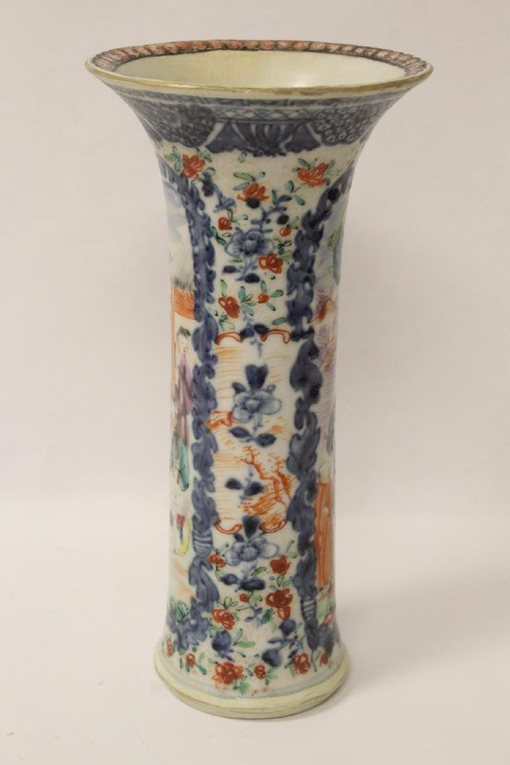 Chinese 18th/19th century porcelain vase - 5