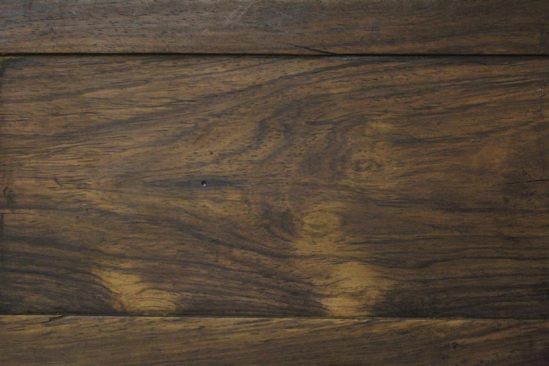 Chinese huali wood tray - 10