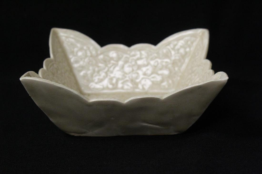 Chinese Song style square bowl - 2