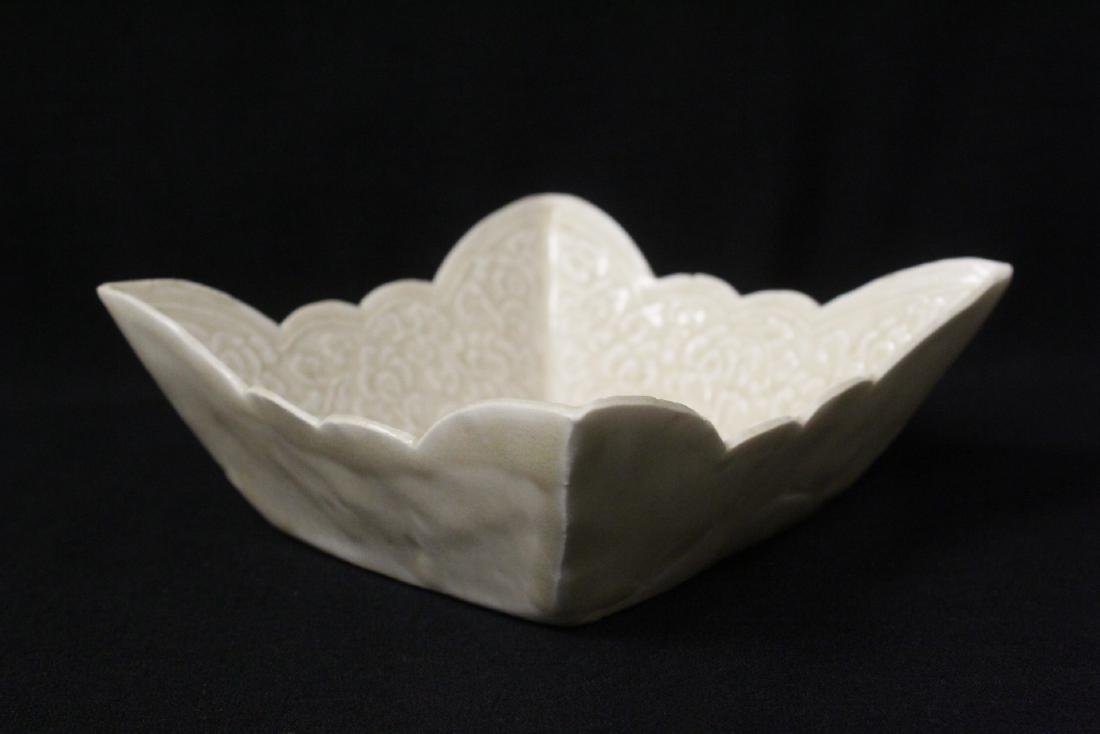 Chinese Song style square bowl - 3
