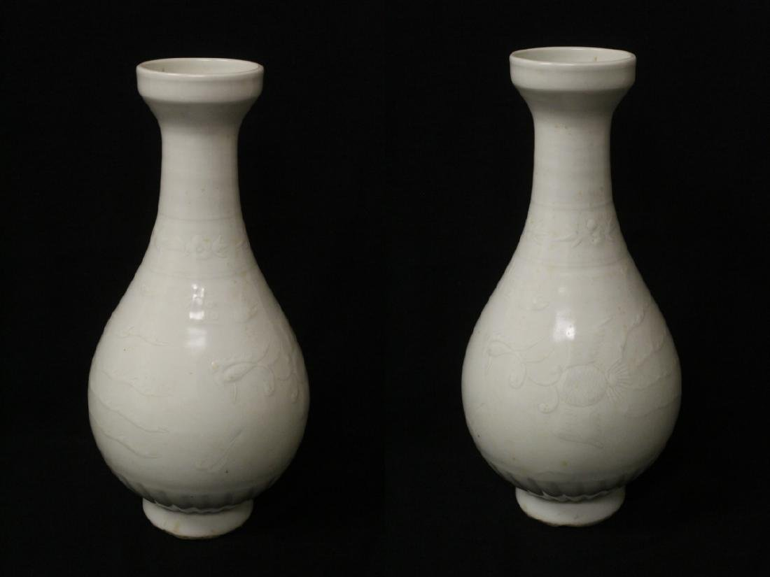 Chinese Song style vase - 3