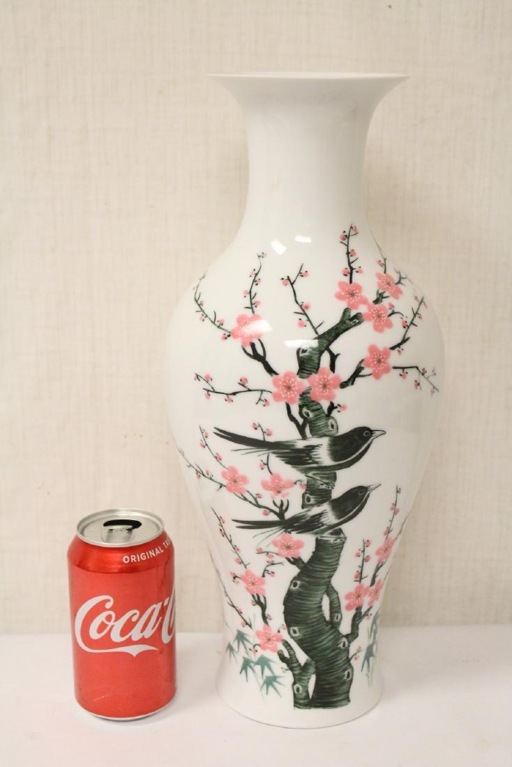 Beautiful Chinese wucai porcelain vase - 2