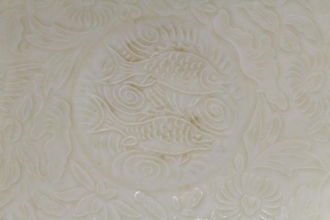 Chinese Song style white porcelain bowl - 6